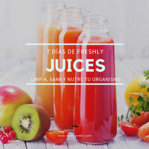 7 DIAS FRESHY JUICES
