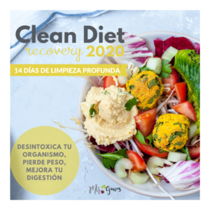 RETO CLEAN DIET RECOVERY 2020