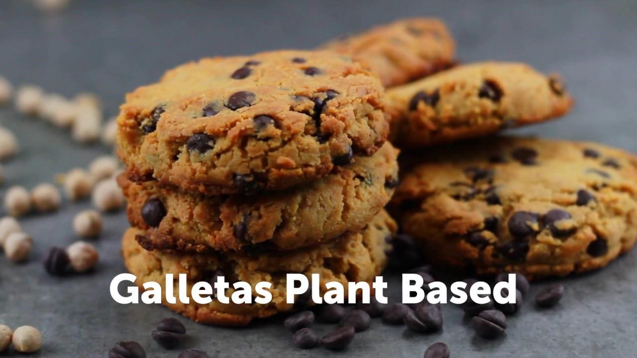 Galletas Plant Based