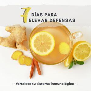 RETO 7 DIAS PARA ELEVAR DEFENSAS